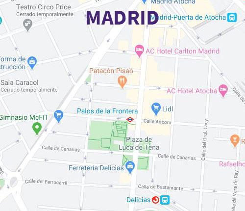 Neurosenses en Madrid