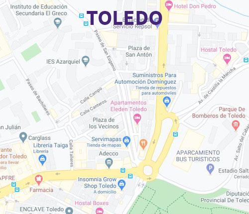Neurosenses en Toledo
