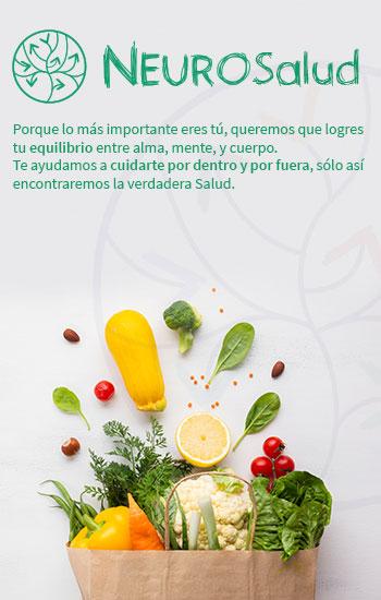 NEUROSalud - salud alimentación dietas nutrición