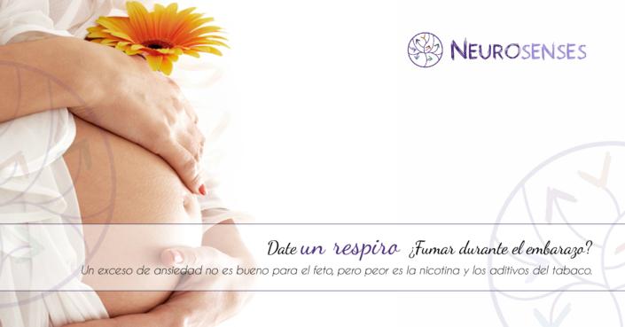 Fumar durante el embarazo perjudica la salud del feto